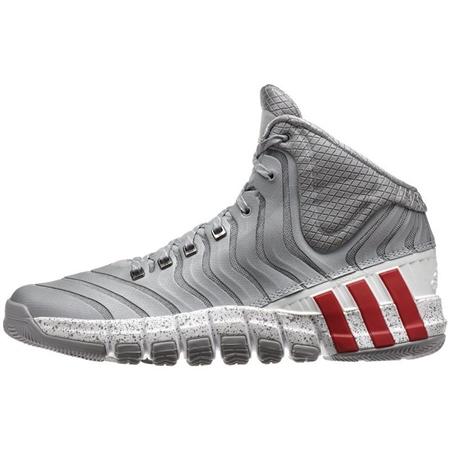 new concept b3d77 3dabe Adidas adipure Crazyquick 2.0 basketball shoes - White - Damian Lillard