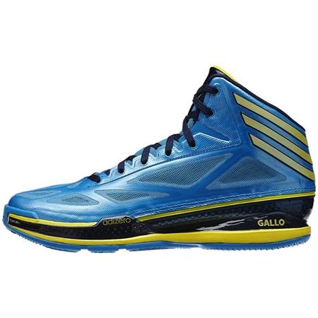 Adidas Adizero Crazylight 3 Basketball Shoes Gallo Edition Irp